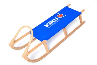 Kiku liegend